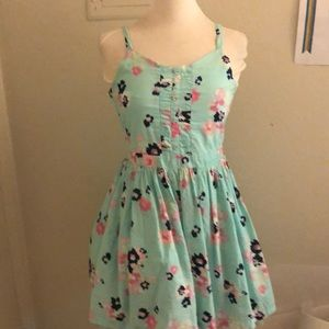 Floral Date Dress (Kids Sizes only)